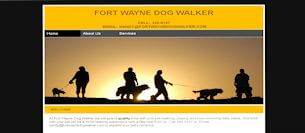 Fort Wayne Dog Walker